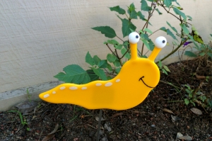 Cute Banana Slug Sign