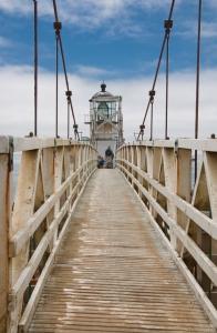 Point Bonita Suspension Bridge