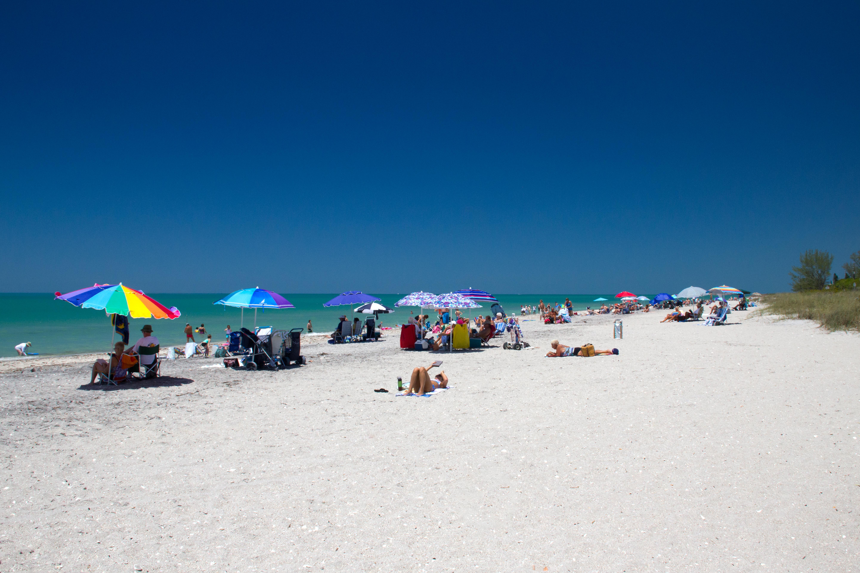 Blind Creek Beach In Florida