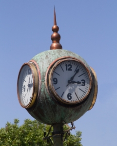 Unique Solvang Clock