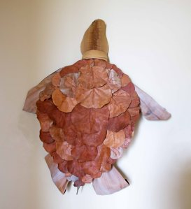 Sea Grape Leaf Turtle