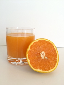 Glass of Fresh Florida Orange Juice