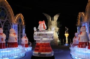 Ice Choirs with Angel