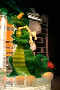 Ice Alligator