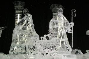 Ice Manger Scene