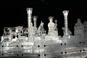 Ice Nativity
