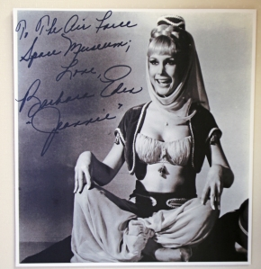 "Barbara Eden ""Jeannie"" Autographed Picture"