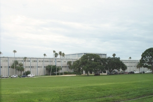 NASA Administration Building that was Model for Major Nelson's Workplace