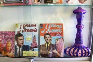 """I Dream of Jeannie"" Display Memorabilia"