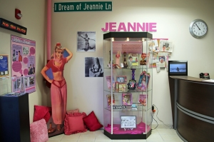 New Jeannie Display at the Air Force Space and Missile Museum