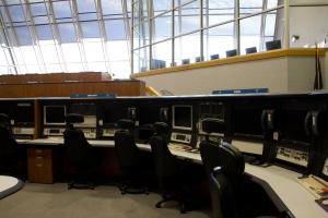 Launch Control Center Firing Room Floor