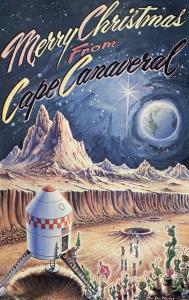 Card #4 Capsule on Moon