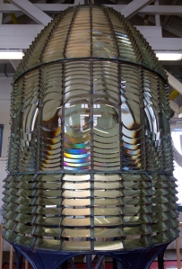 Pigeon Point Lighthouse Fresnel Lens