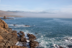 Pigeon Point's Perilous Rocky Coast