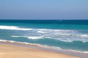 Sebastian Beach:  Beautiful Blue Water