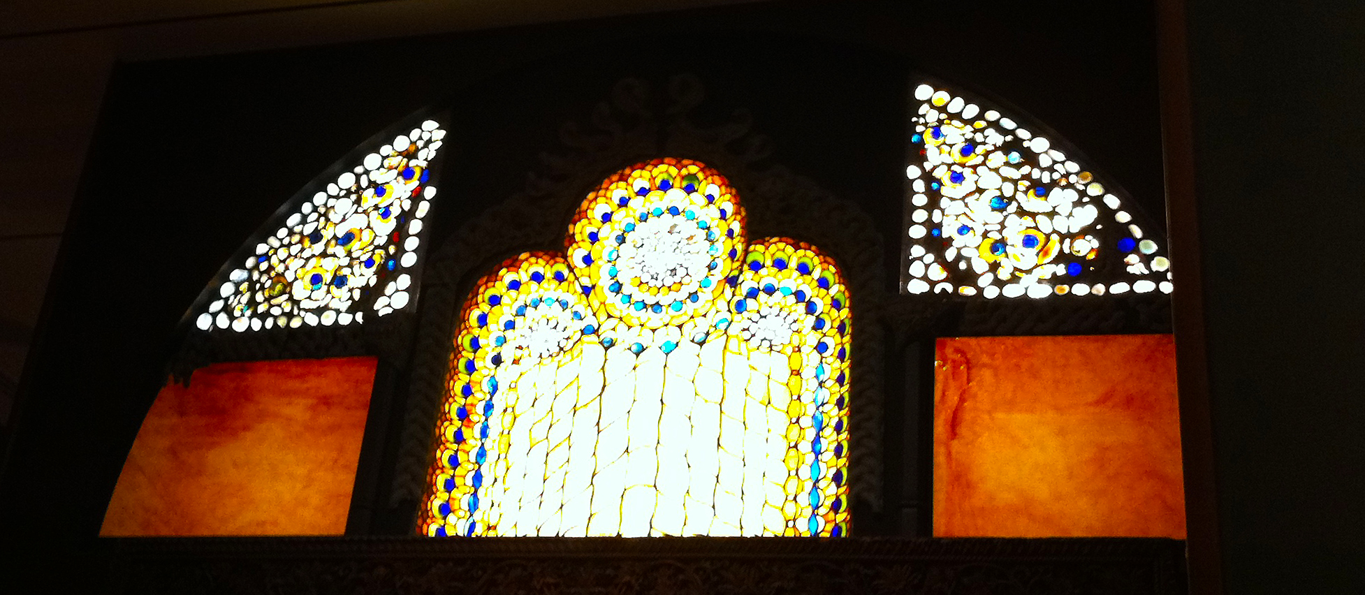 Tiffany Stained Glass : Tiffany collection at morse museum naturetime