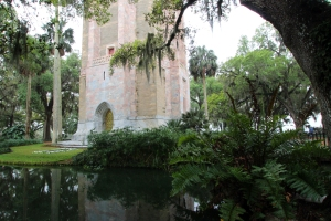 Base of Bok Tower