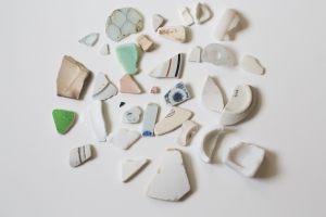 Overall Ceramic and Pottery Shards
