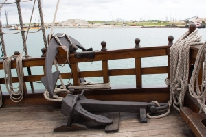 El Galeon:  Admiralty Anchor