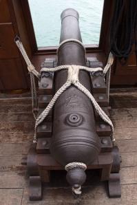 El Galeon: Cannon