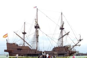 El Galeon at Port Canaveral