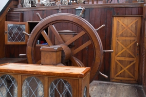 El Galeon:  Wheel