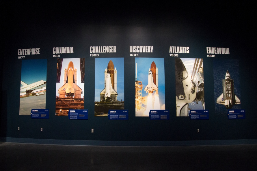 space shuttle fleet names -#main