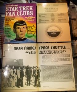 Star Trek Fans Helped Name Enterprise