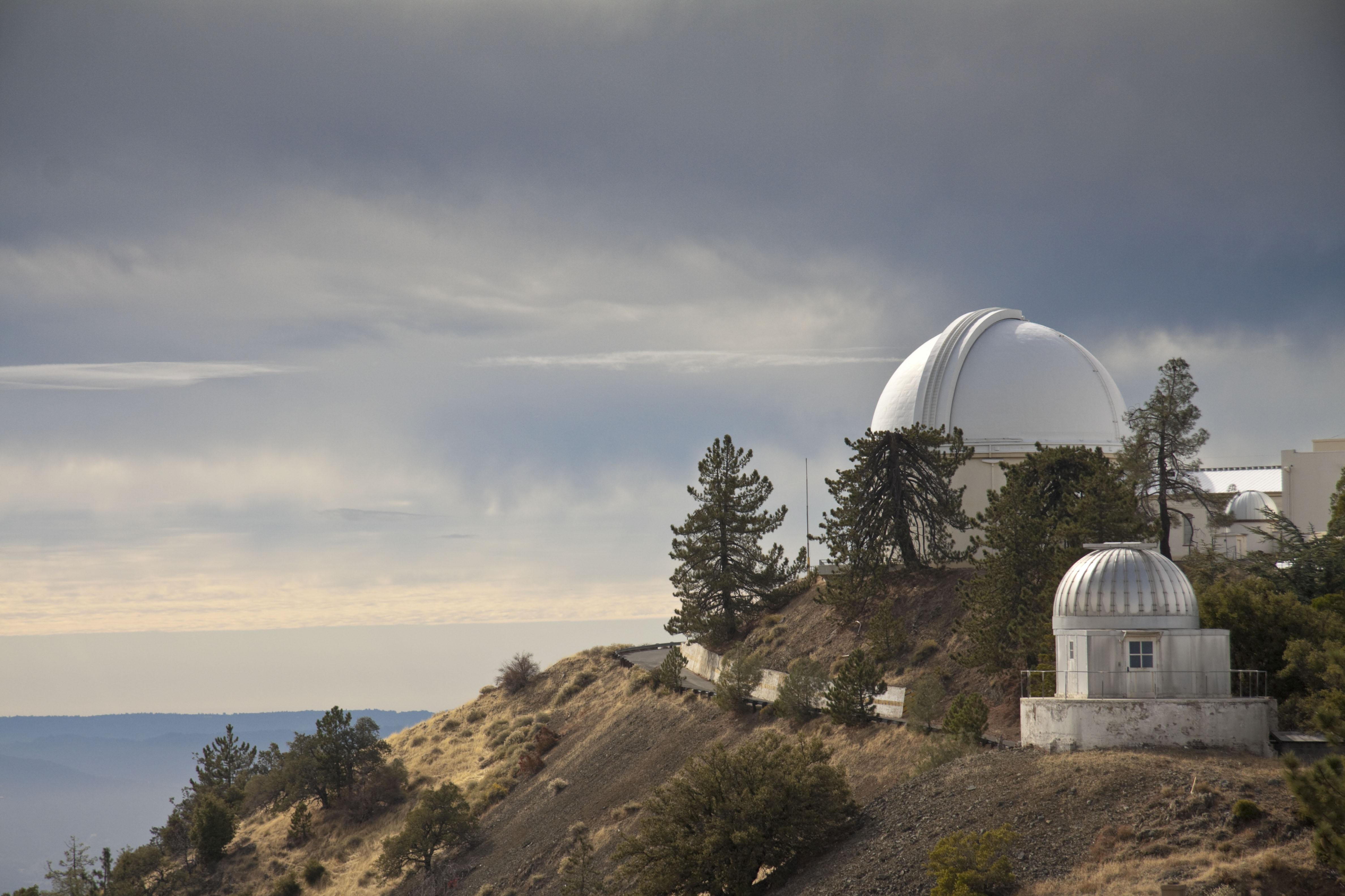 Lick observatory address