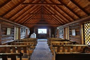 Chapel of the Transfiguration Interior