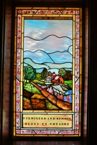 """Summer"" Stained Glass"