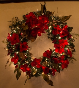 Hibiscus Wreath
