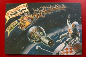 Card 1 Missile Land Florida.
