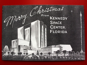 Card 3 Kennedy Space Center