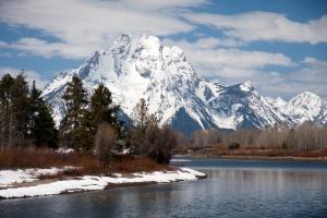Tetons and Snake River