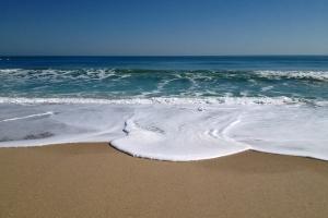 Sebastian Beach Waves