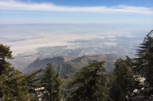 View of Coachella Valley