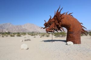 Head of Multi-Part Dragon Serpent