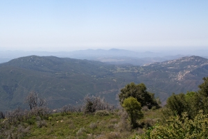 Palomar Mountain View