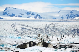 Vatnajokull Ice Cap