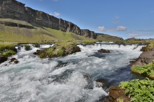 Unnamed Waterfall in South Iceland