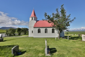 Glaumbaejarkirkja (Glaumbaer Church), Northern Iceland