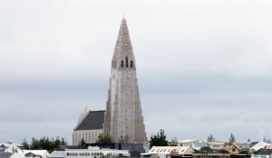 Hallgramskirkja, Reykjavik