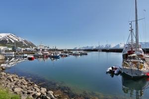 Scenic Dalvik Marina