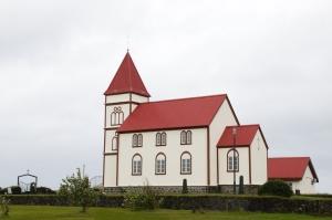 Kalfatjarnarkirkja, Near Reykjavik
