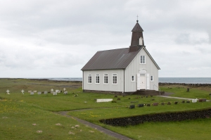 Strandarkirkja (Beach or Miracle Church), South Coast