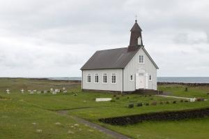 Strandarkirkja (Beach or Miracle Church), South Coast