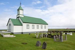 Utskalakirkja, Near Reykjavik