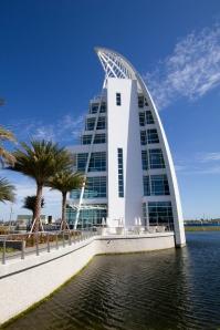 Exploration Tower Entrance
