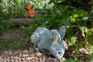 LEGO Rabbit and Fox